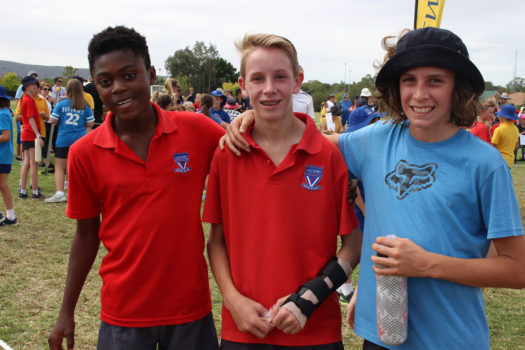 Cross Country Carnival 2018 19