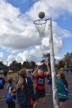 2018 Winter Sports Carnival Netball 02