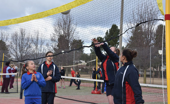 2018 Winter Sports Carnival Volleyball 06