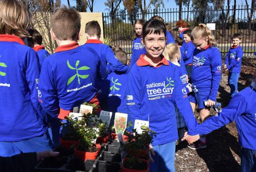 Schools Tree Day Foundation 1