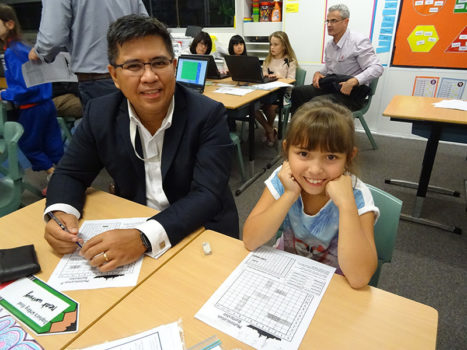 2018 T2 Primary Maths Night 15
