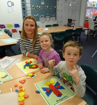 2018 T2 Primary Maths Night 6
