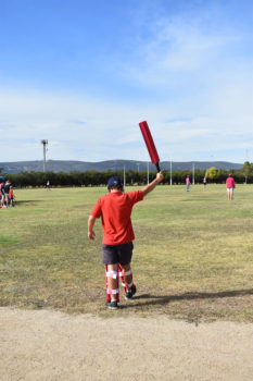 Vlc Luke Lambden Is Confident Walking Out To The Pitch