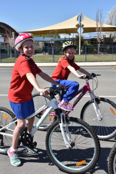 Year 4 Bike Ed Tues 13