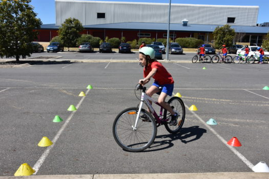 Year 4 Bike Ed Tues 22