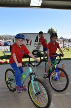 Year 4 Bike Ed Tues 27