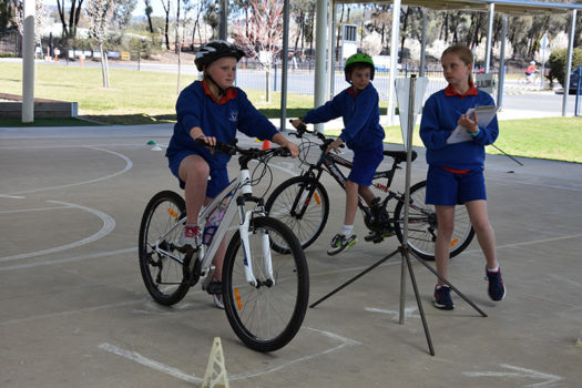 Year 4 Bike Ed Tues 7