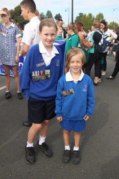 Anzac Day Wodonga March 2