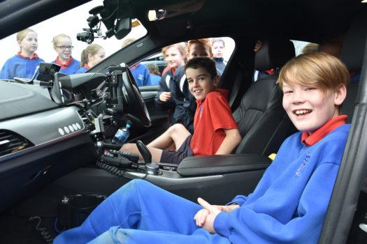 Cars Yr 5 Police Car Visit 15
