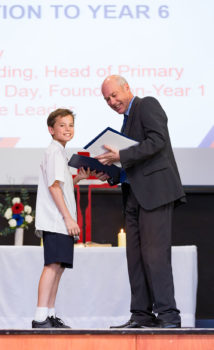 Awards Primary 2019 20