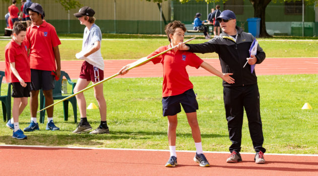 2019 Sec Athletics Carnival 1