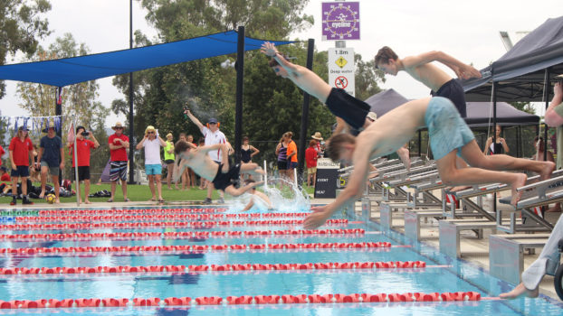 Secondary Swim Carnival Csm 73