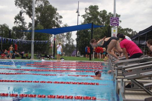 Secondary Swim Carnival Csm 98
