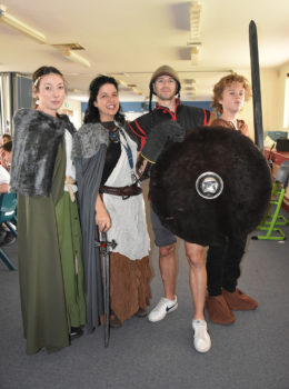 Yr 8 Medieval Day 12