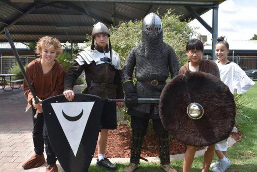 Yr 8 Medieval Day 29