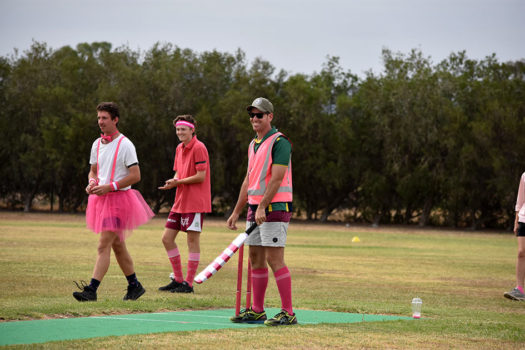Pink Stumps Day 1