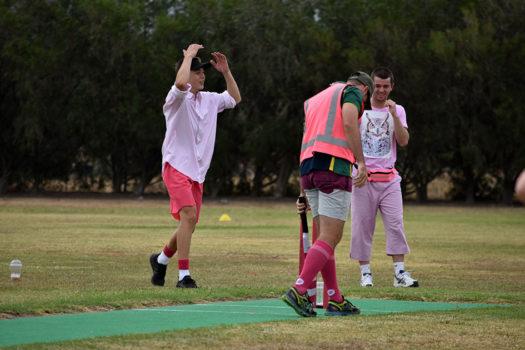 Pink Stumps Day 5