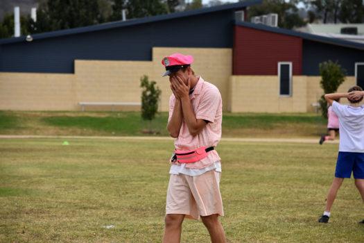 Pink Stumps Day 22
