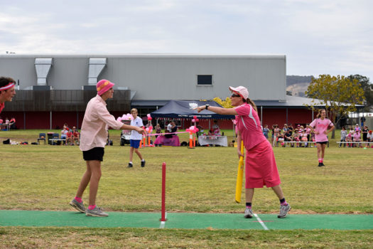Pink Stumps Day 29