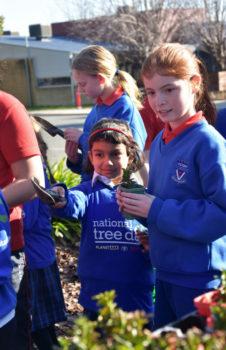 Vlc Schools Tree Day Juliana Joemon Foundation And Rachel Dear Year 5
