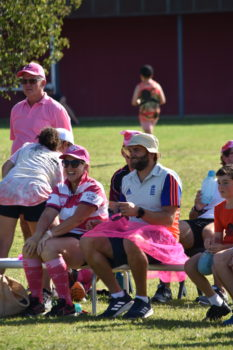 Pink Stumps Day 13