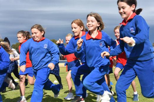 2021 Primary Athletics 800M 10
