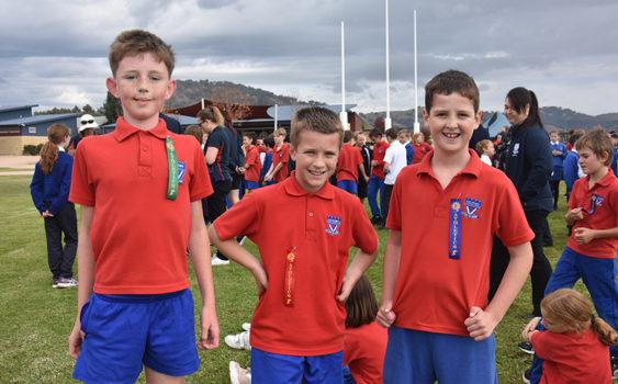 2021 Primary Athletics 800M 135