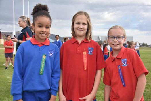 2021 Primary Athletics 800M 150