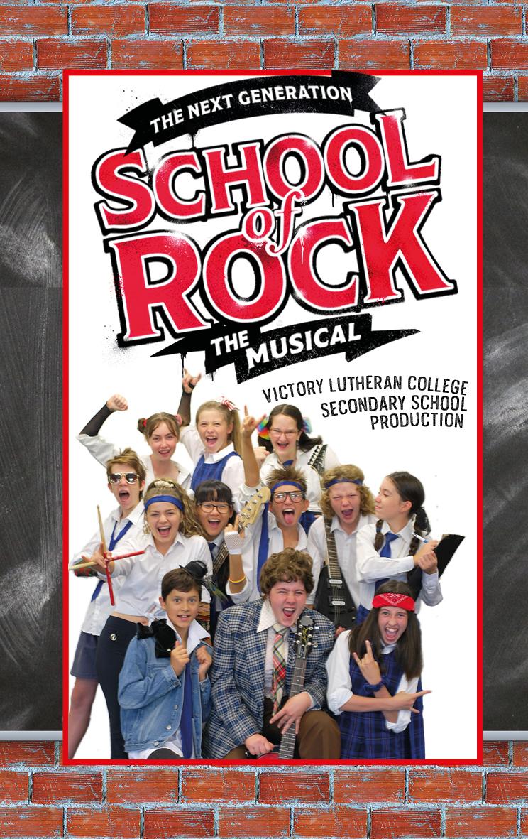 Vlc School Of Rock Website Promo Block