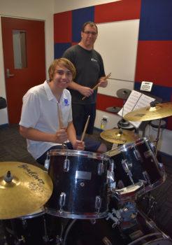Drums Gary Mc Donald 19