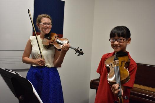 Violin Jessie Swan 21