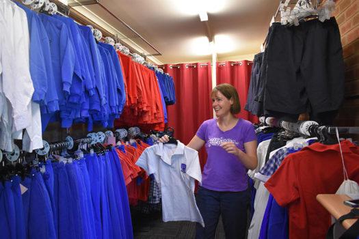 Asset Pf Uniform Shop