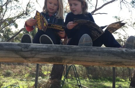 Outdoor Reading Elg 4