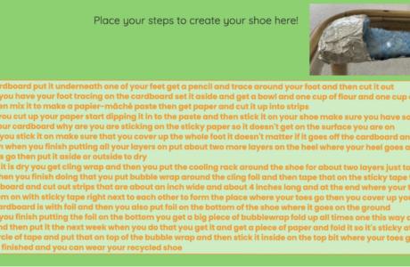 Y4 Shoe 1