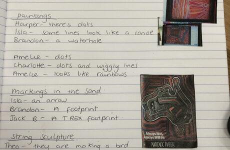 Naidoc Artist Documentation