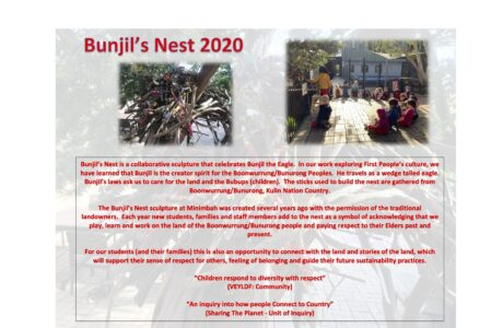 Bunjils Nest Blurb
