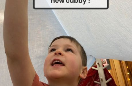 Creating A Cubby