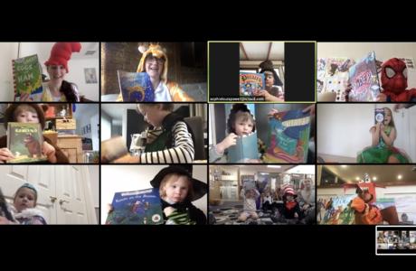 Book Week Screenshot