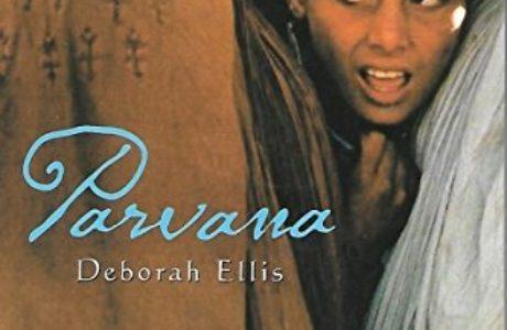 Parvana Book Cover