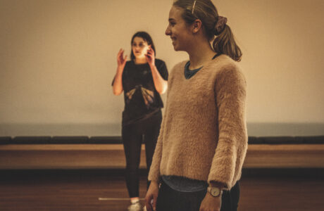 The Crucible Rehearsals 10