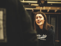 The Crucible Rehearsals 11