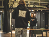 The Crucible Rehearsals 14