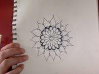 Mazzi Minzenmay Make A Mandala 20 Jul2020