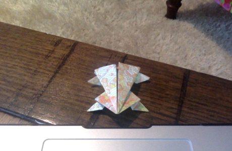Mazzi Minzenmay Origami 10 Aug2020