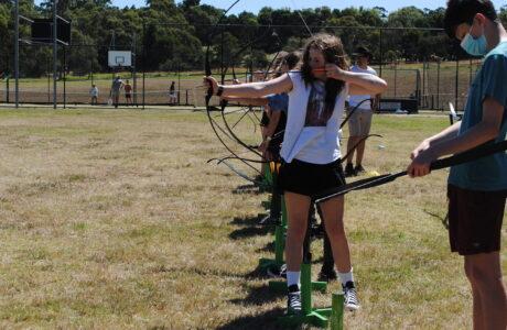 U1 Archery Olympic Sports 2