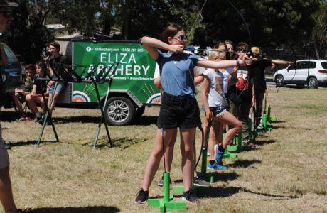 U1 Archery Olympic Sports 5