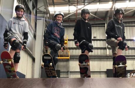 U2 Skating 16