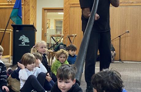 Didgeridoo Healing Elg4