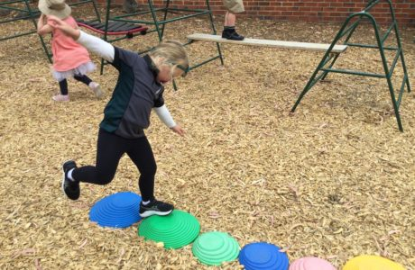Climbing Frame And Outdoor Game